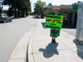 Remember DDT and Agent Orange from Monsanto?