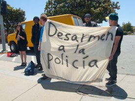 Desarmen a la policía (Disarm the police)