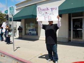 Thank You Salinas P.D.