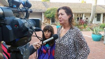 Paula speaks with KION's Marissa Schwartz