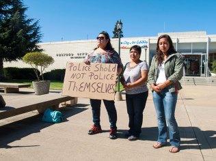 "Angelica Garza, Frank Alvarado's Sister: ""Police Should Not Police Themselves"""