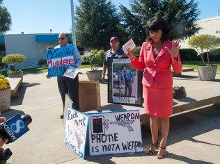 "Frank Alvarado Sr.: ""My Son Was Murdered By Salinas PD."""
