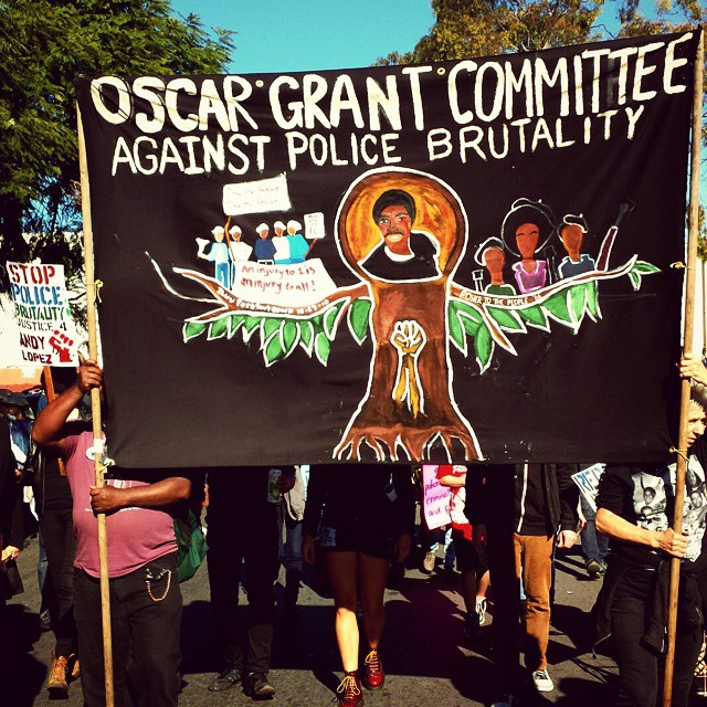 Oscar Grant Committee Against Police Brutality