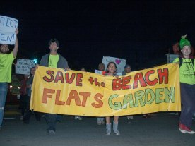 Save the Beach Flats Garden