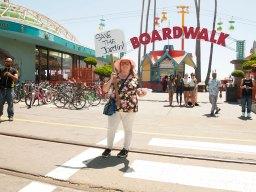 Beach Boardwalk: Save The Jardín