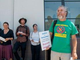 Justice for Farmworkers: Boycott Driscoll's