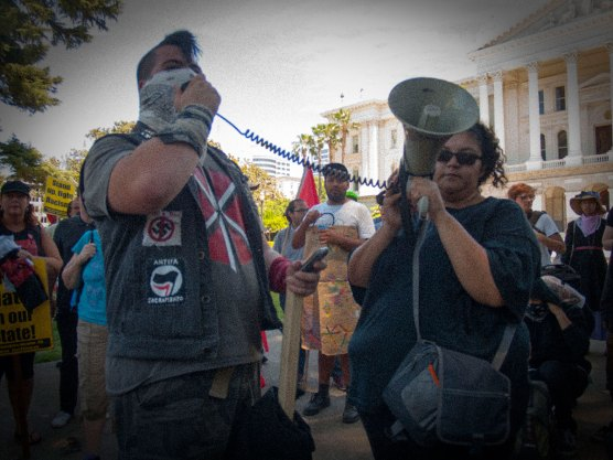 Anti-Fascists Declare Victory for Shutting Down Neo-Nazi Rally