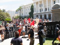 Smash the Racist Capitalist Police State