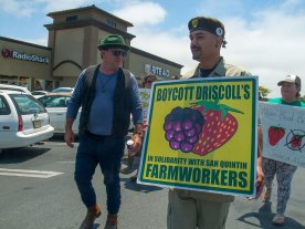 A Local Lends Support to the Driscoll's Boycott