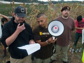 Reading the September 7, 2016 communiqué issued by San Quintín farmworkers