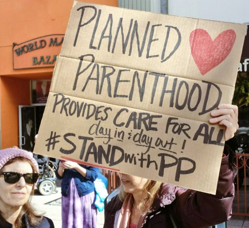 Planned Parenthood Provides Care for All
