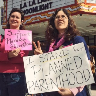 I Stand for Planned Parenthood