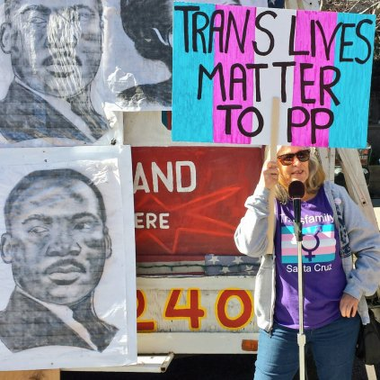 Trans Lives Matter to Planned Parenthood