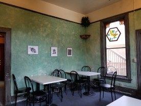 Green Room at Caffé Pergolesi