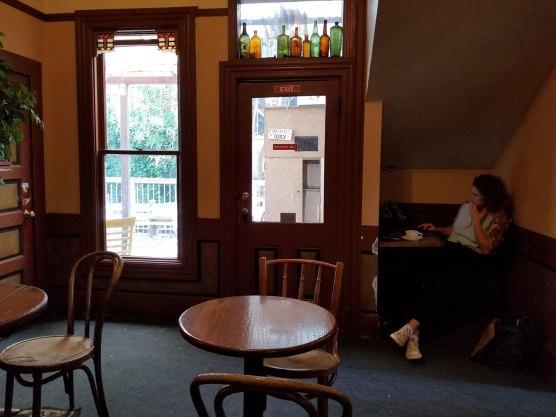 Orange Room at Caffé Pergolesi