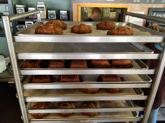 Since January 2003, Heather's served up a wide variety of baked goods including breads, muffins, danishes, croissants, cookies, chocolates, confections, cakes and wedding cakes.