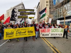 Hands Off Sacred Land: From Shellmound to Jerusalem, Palestine