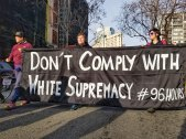 Don't Comply with White Supremacy