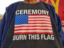 Burn This Flag