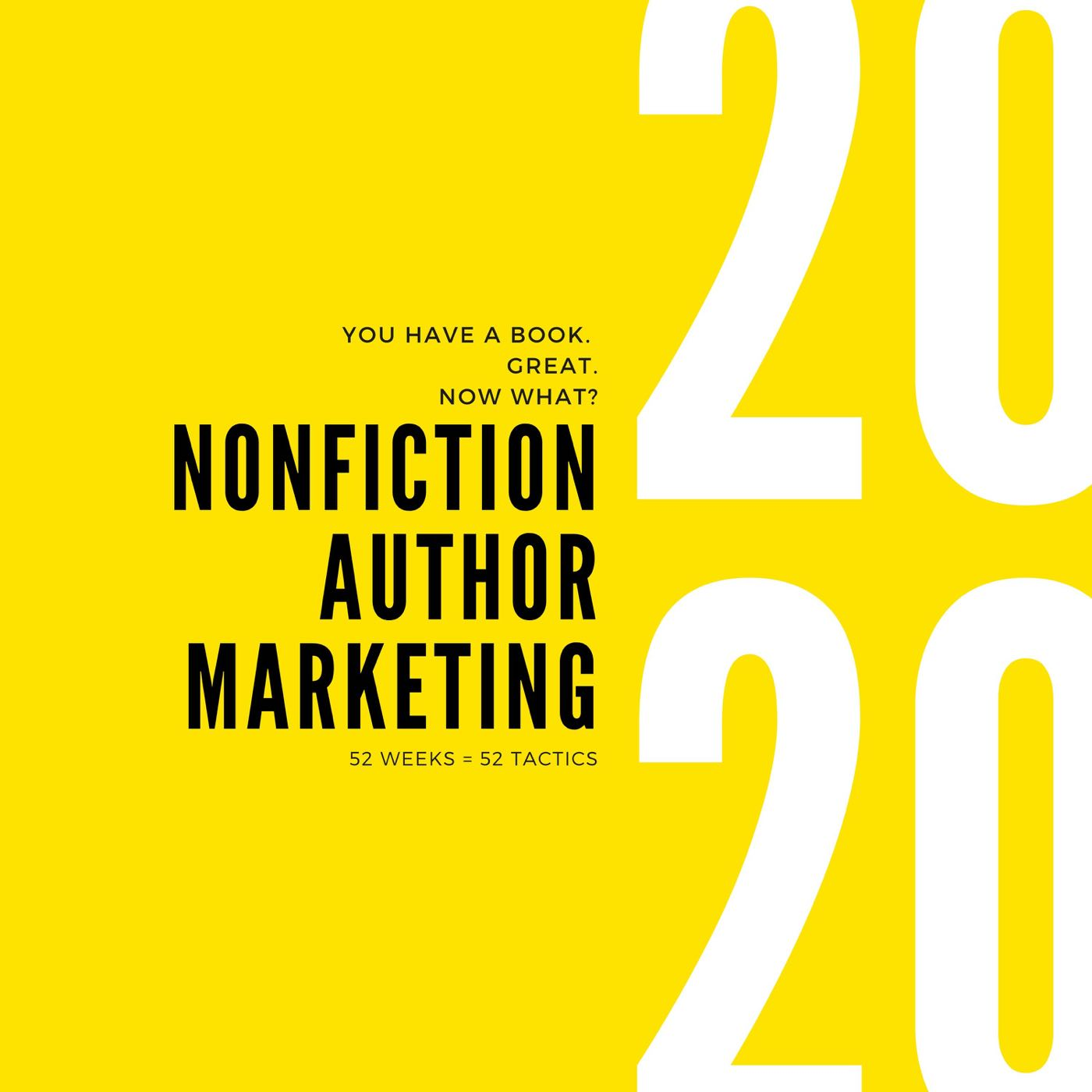 Nonfiction Author Marketing