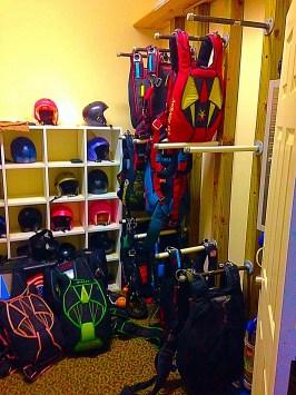 Parachute Room STF