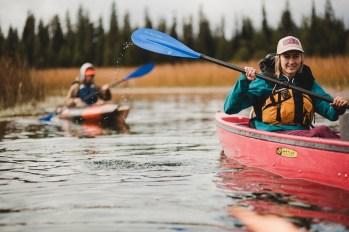 Oregon-Adaptive-Sports-Kayaking-Hosmer-Lake-08