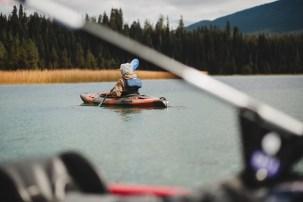 Oregon-Adaptive-Sports-Kayaking-Hosmer-Lake-16