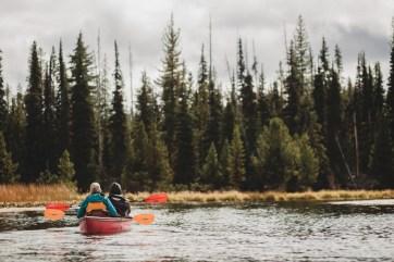 Adaptive kayaking.