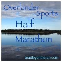 Overlander Sports Half Marathon - Yellowknife