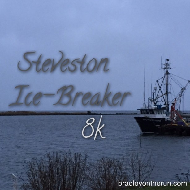 Steveston Ice-Breaker 8k