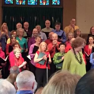 Weekly Wrap Choir