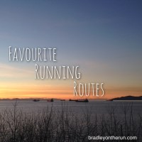 Friday Five: Favourite Running Routes