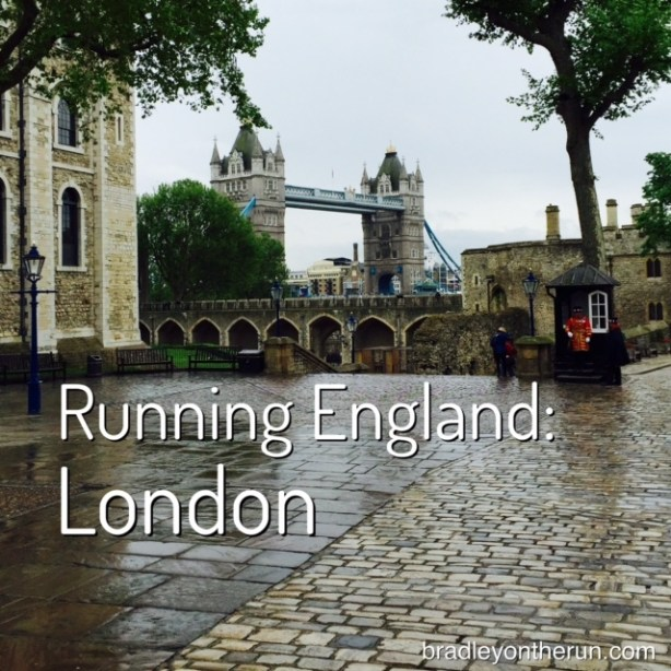 Running England - London