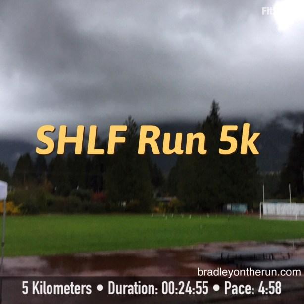 SHLF Run