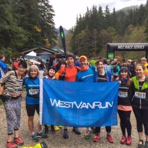 MEC North Vancouver Race FIVE