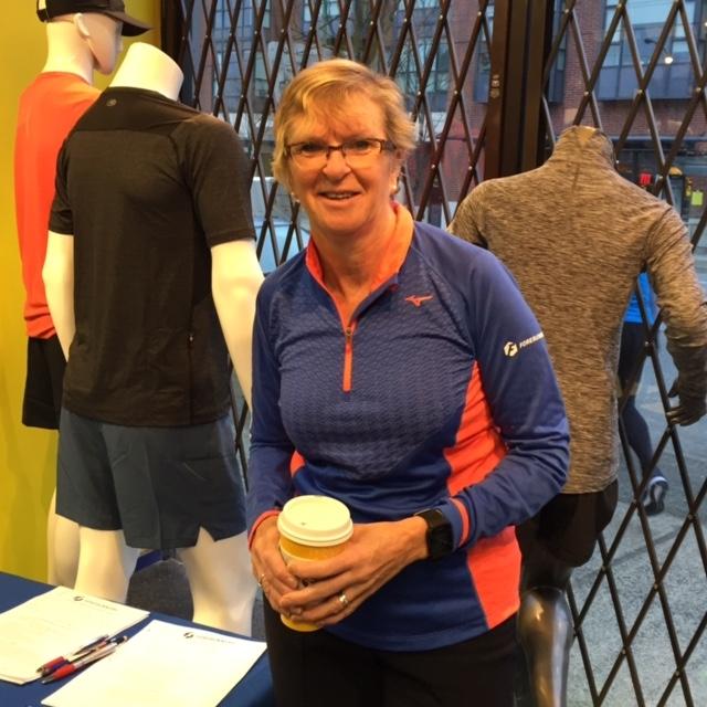 Forerunners Half Marathon – Social Run
