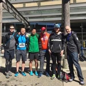 April Fool's Half Marathon