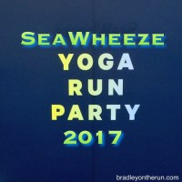 SeaWheeze 2017 - Yoga. Run. Party.