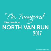 The Inaugural North Van Run