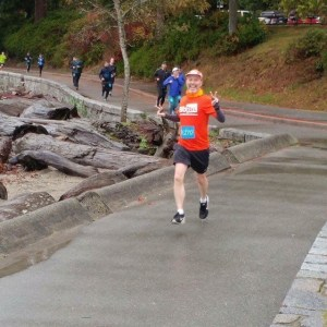 Seawall Race