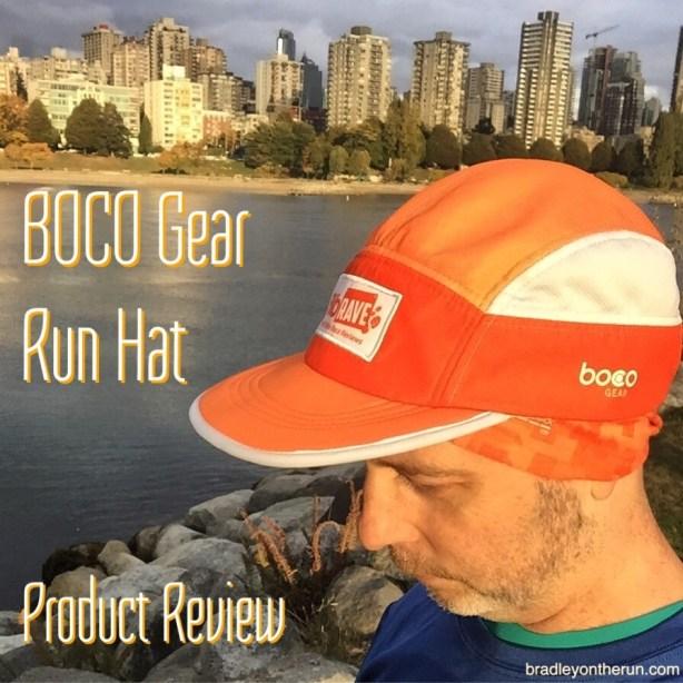BOCO Gear Run Hat