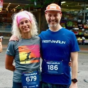 West Van Run Summer