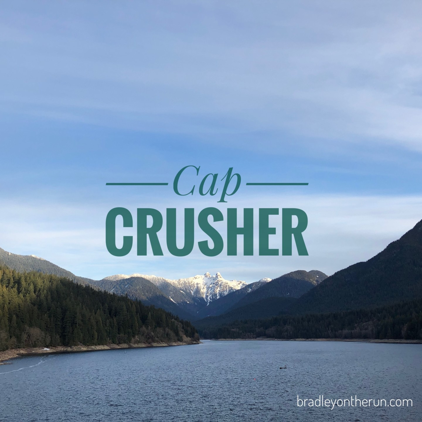 Cap Crusher 12K – Coast Mountain Trail Series