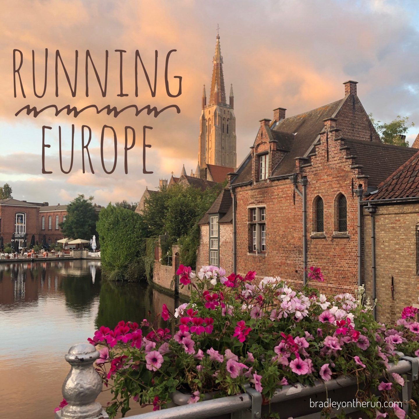 Running Europe – Belgium, Germany, Netherlands
