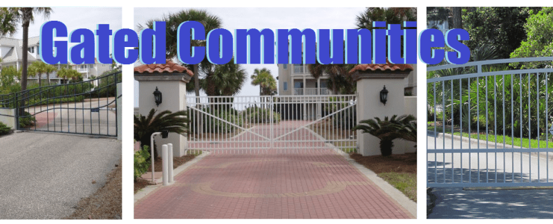 Gated Communities by Bradleys Automatic Gates