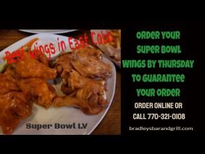 Super Bowl Wings 2021