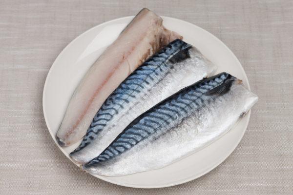 Mackerel Fillets 1Kg