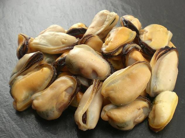 Chilean Mussels 1kg