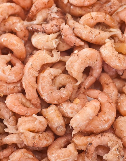 Peeled Brown Shrimps