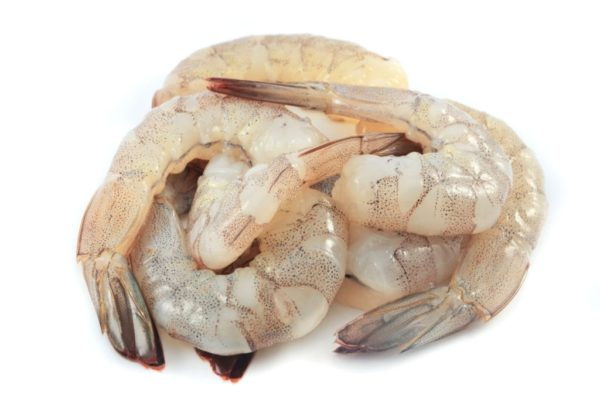 Raw Headless Prawns